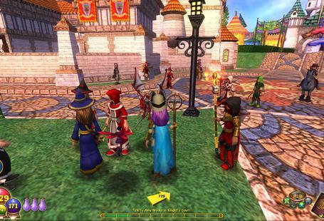wizard 101 online spielen