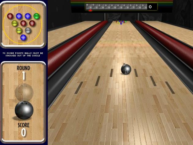 bowling sport spiele