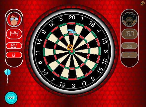 darts party