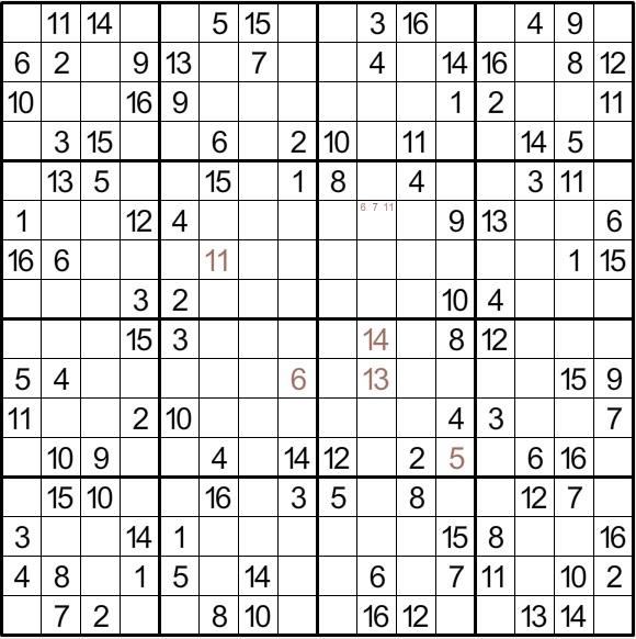 Obsessed image pertaining to mega sudoku printable