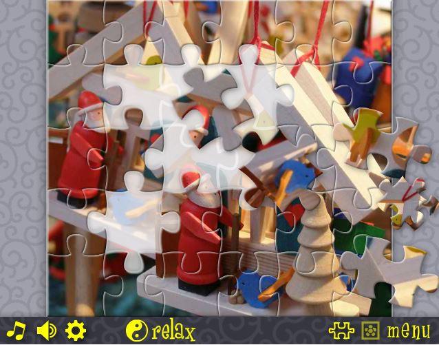 My Jigsaw Christmas kostenlos Spielen - jetzt auf Woxikon.de