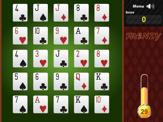 Poker Wertetabelle