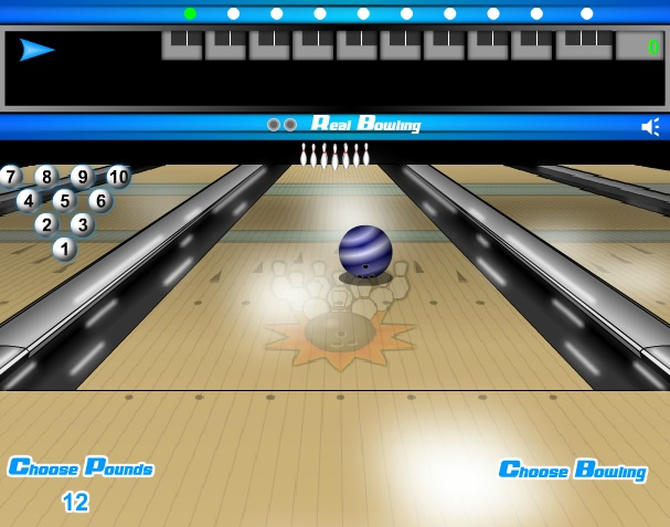 Real Bowling Spielen