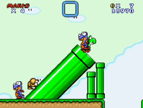 mario games flash 2