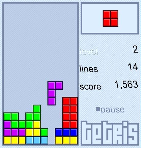 jetzt spielen tetris