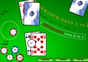 Black Jack Green Table