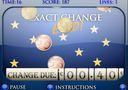 Exact Change: Euros!