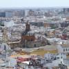 Sevilla aus der Vogelperspektive