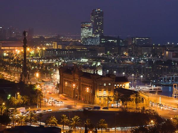Barcelona bei Nacht - ein unvergessliches Erlebnis!