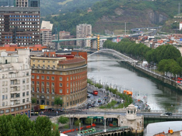 Bilbao, Stadt des Nordens.