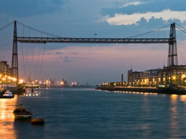 Bilbao - die Wasserstadt