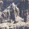 Die beeindruckende Felsformation am Grand Canyon