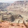 Der Grand Canyon weist verschiedenste Gesteinsformationen auf