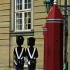 Königliche Wache in Kopenhagen