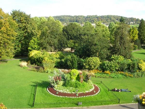 Der Royal Victoria Park in Bath