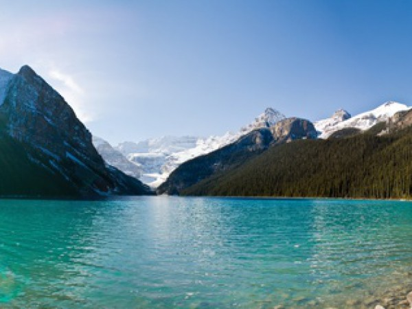 Der Banff Nationalpark - ein Stückchen Paradies mitten in der kanadischen Wildnis