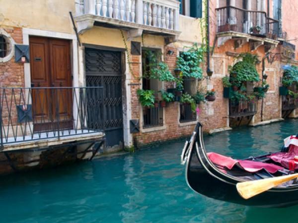 Authentisches venezianisches Flair am Canale Grande