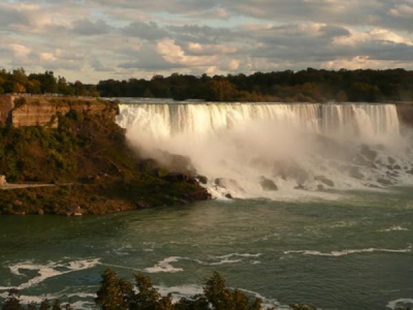 Die Niagarafälle - ein Weltwunder der Natur