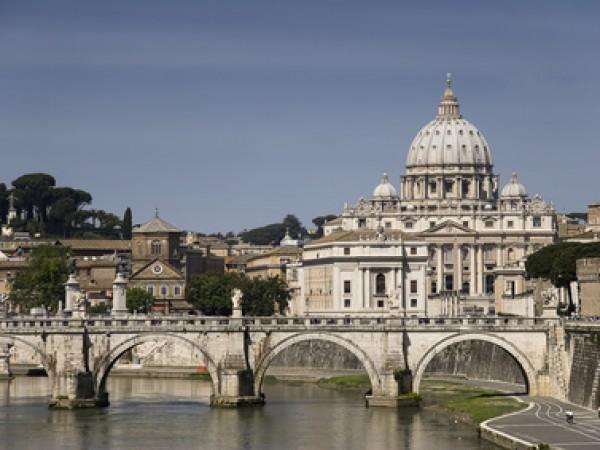 Der Peterdsom in Rom - ein Jahrhundertdenkmal