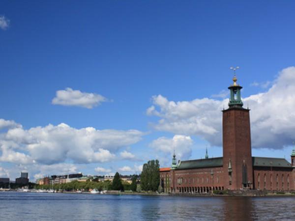 Stadhuset in Stockholm