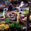 Blumenmarkt in Bangkok