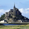 Le Mont Saint Michel - Wahrzeichen der französischen Atlantikküste