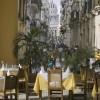 Blick in eine gemütliche Gasse in Havanna