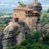 Moni Agiou Nikolaou - einsames Bergkloster auf Athos