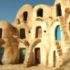 Tatouine - ursprüngliche, tunesische Baukunst