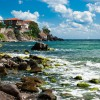 Steilküste in Bulgarien