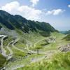 Rumänische Berglandschaft
