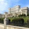 Palatul Parlamentului - Das Bukarester Parlament