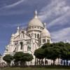 Das Sacré Coeur in Paris