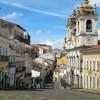 Blick in die Innenstadt von Salvador da Bahía