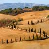 Landschaft der Toscana
