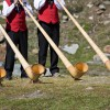 Wenn der Berg ruft - Alphornbläser in der Schweiz