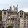 Die Cathédrale de Fourvière in Lyon