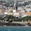 Stadtpanorama von Funchal, Madeira