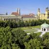 Der Münchner Schlossgarten