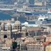 Marseille aus der Vogelperspektive