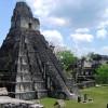 Der Tikal Tempel der Maya