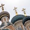 Die Russische Kirche in Nizza