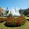 Valencia - Blick ins Grüne