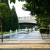 Öffentlicher Park in Valencia