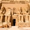 Der große Tempel von Abu Simbel - Wahrzeichen Ägyptens
