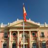 Das Rathaus in Murcia