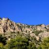 Sierra de la Pila Fortuna in der Region Murcia