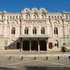 Blick auf das Theater Romea